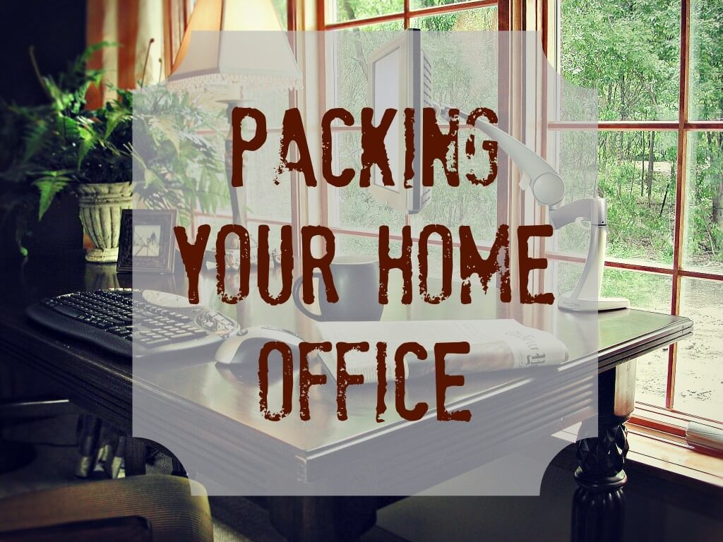 Packing Your Home Office