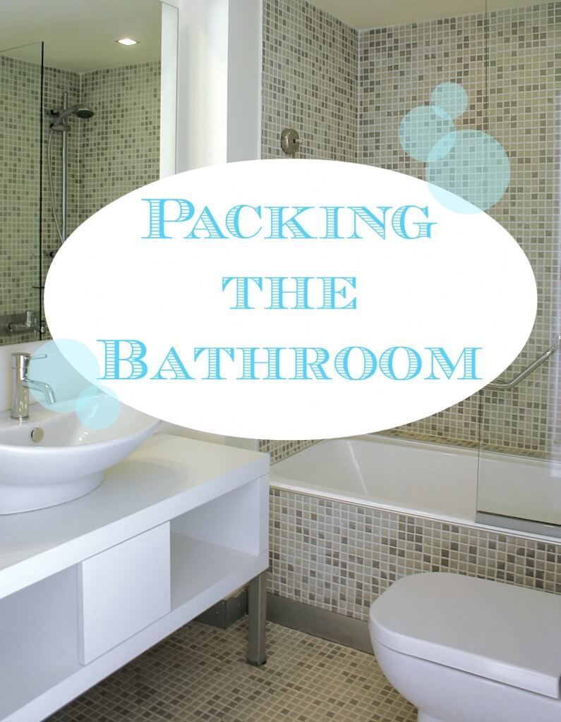 Packing the Bathroom 2