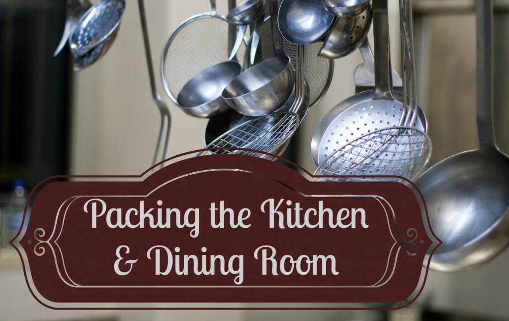 Packing the Kitchen