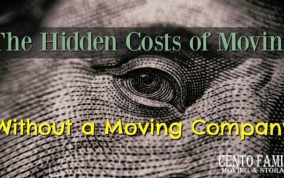 The Hidden Costs of Moving (Without a Moving Company)