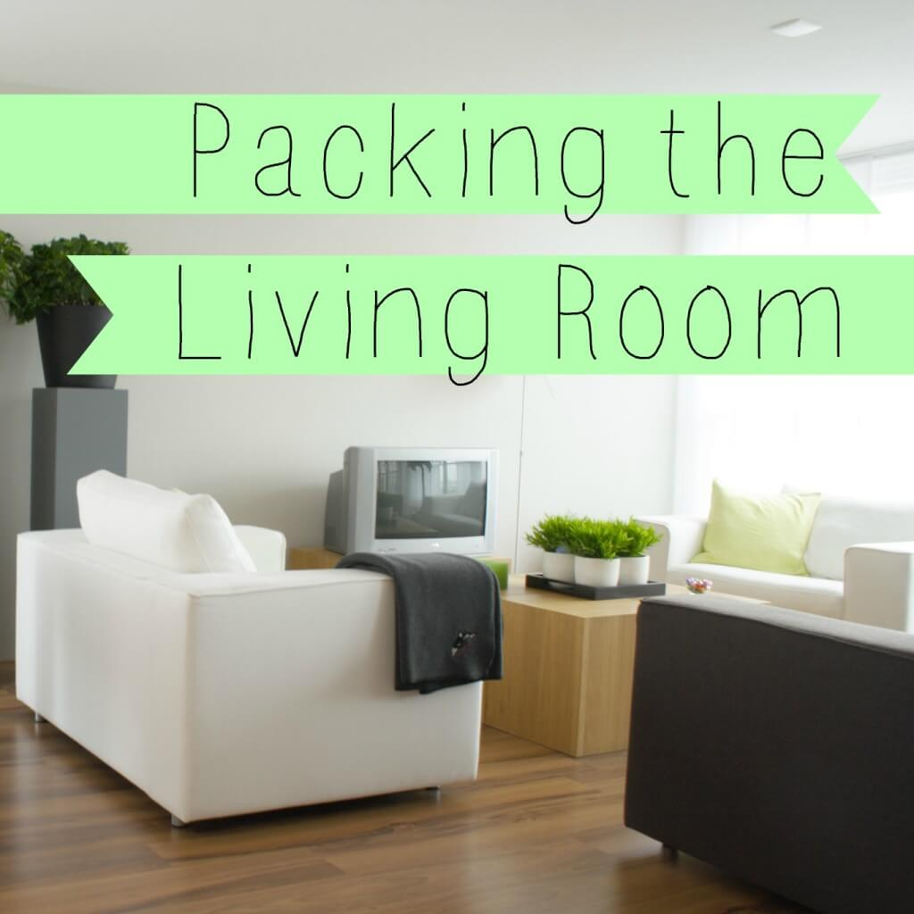 packing the living room