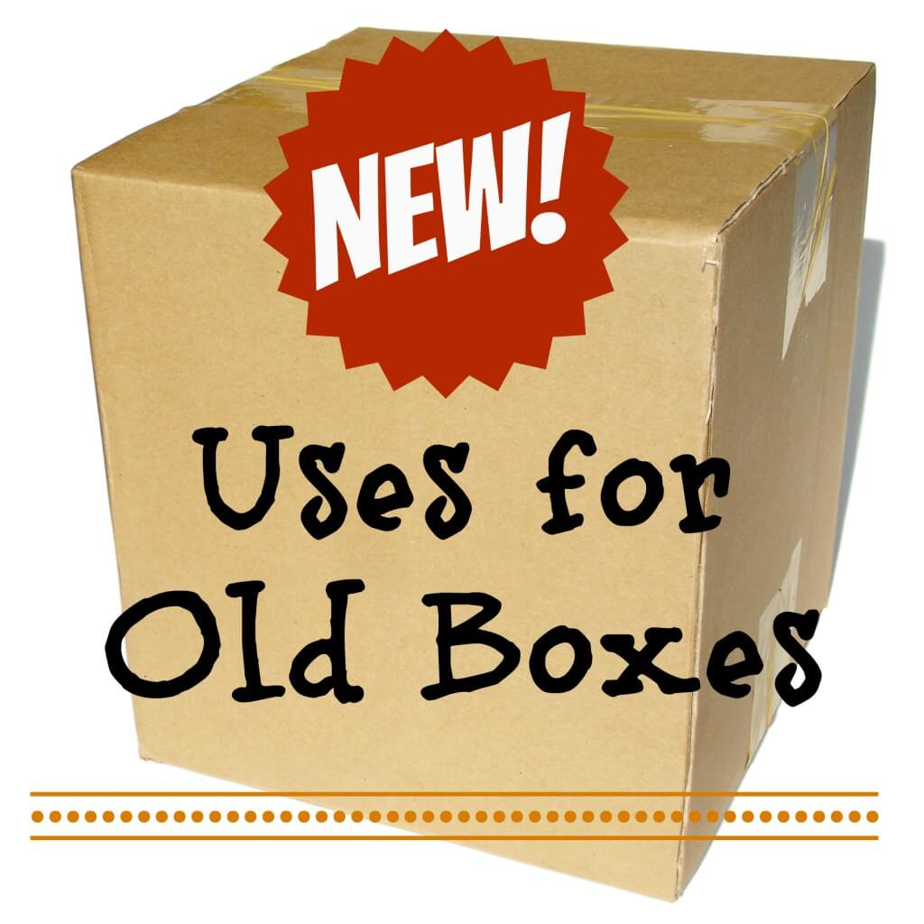 New Uses for Old Boxes