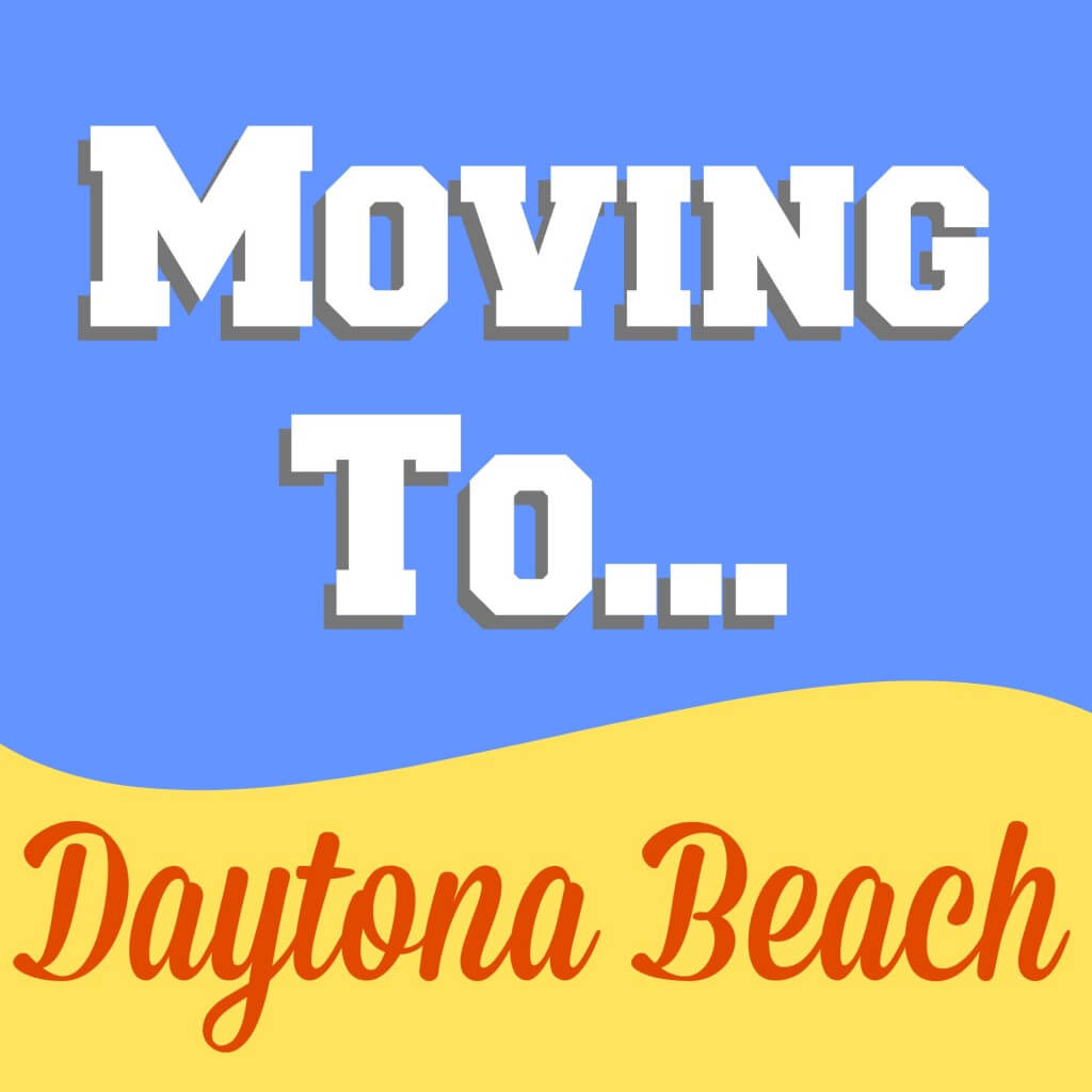 Moving to Daytona Beach