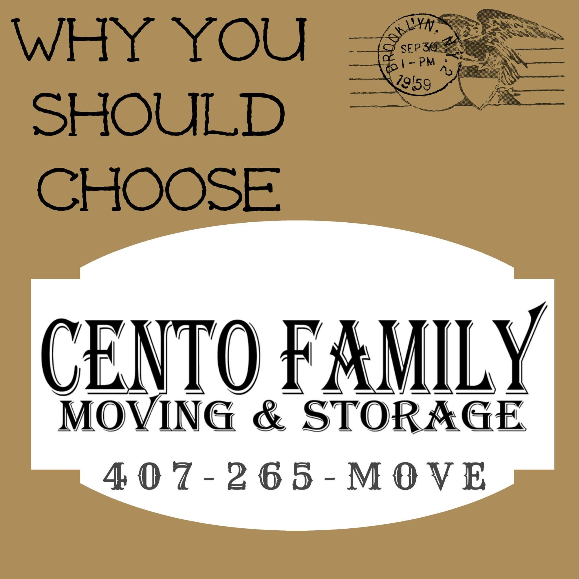 Moving Company Jobs with Cento Family Moving