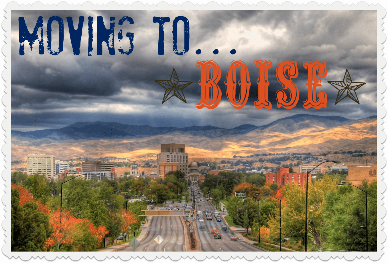 Moving To Boise Cento Family Moving And Storage
