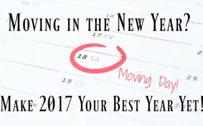 If you're moving in the new year, you don't have to let your New Year's resolutions fall by the wayside once you pack up your stuff. Find out how you can become your best you yet...using your move!