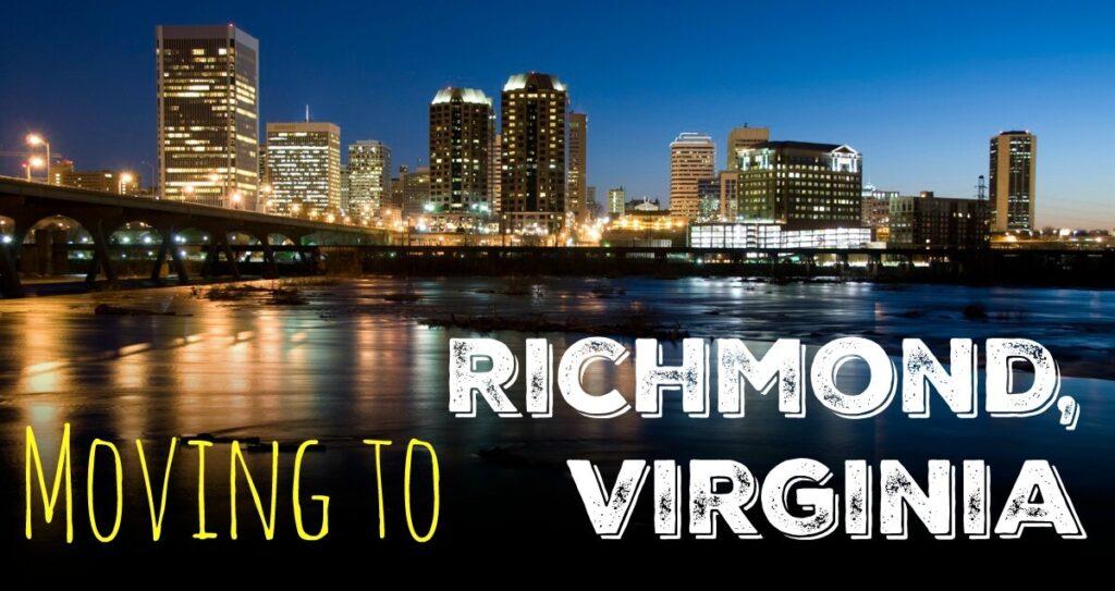 moving to virginia