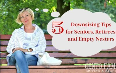 Thinking of making a change? These downsizing tips for seniors, retirees, and empty nesters will have you settling into your golden years before you know it.