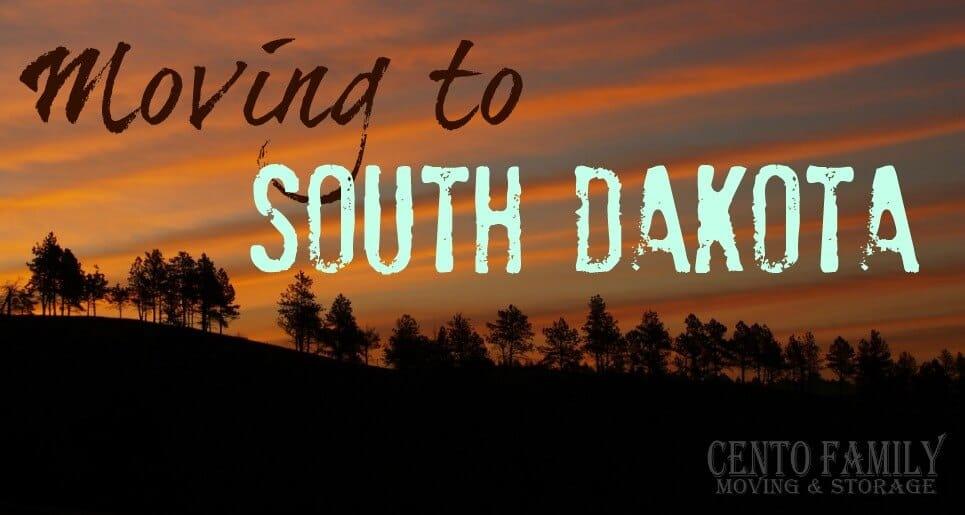 moving to south dakota