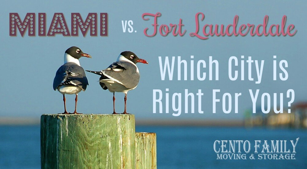Miami vs. Fort lauderdale: Which City is Right for You?