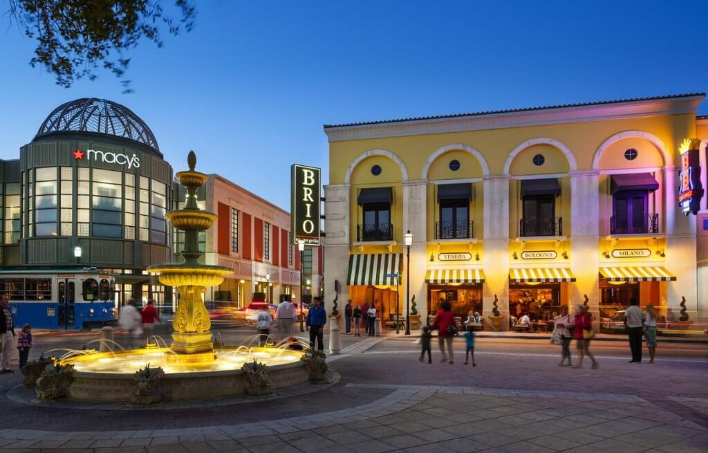 City Place in West Palm Beach