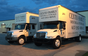 Apopka Movers - Cento Moving Trucks