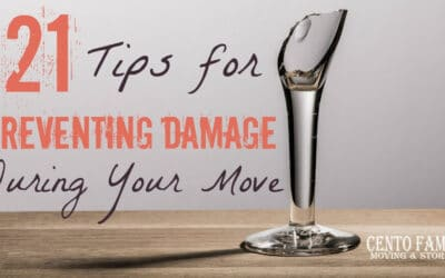 21 Tips for Preventing Damage During Your Move