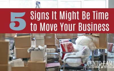 5 Signs It Might Be Time to Move Your Business