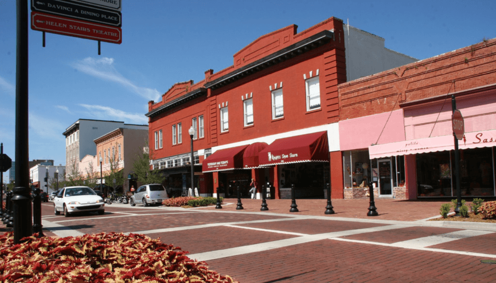 View Of Historic Downtown Sanford