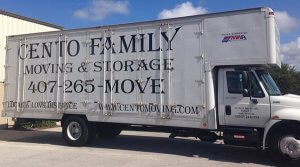 Cento Family Moving Truck Kissimmee Movers
