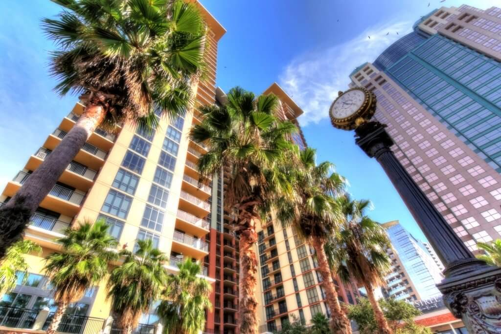 Orlando Commercial Movers - Downtown Orlando