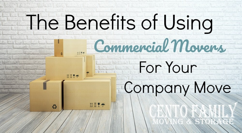 The Benefits of Using Commercial Movers for Your Company Move