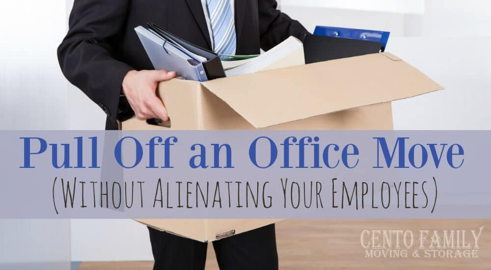 Pull Off an Office Move (Without Alienating Your Employees)