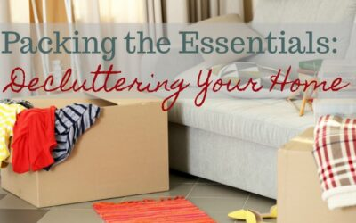 Packing the Essentials: Declutting Your Home