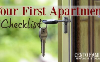 Your First Apartment Checklist: A guide for furnishing and decorating your first apartment on a budget