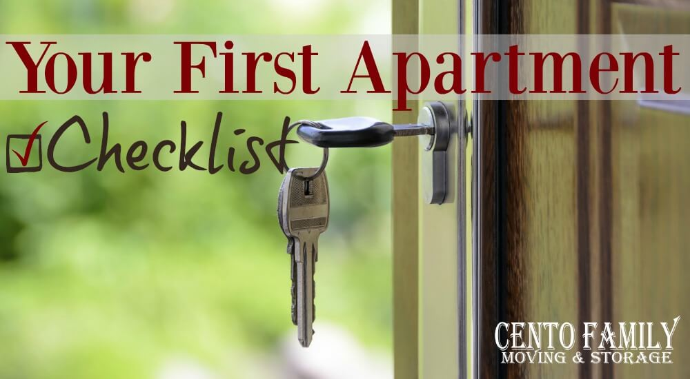 Your First Apartment Checklist A Guide For Furnishing And Decorating On