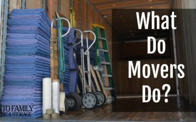 what do movers do?
