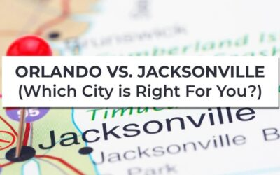 Orlando vs. Jacksonville: Which City is Right For You?