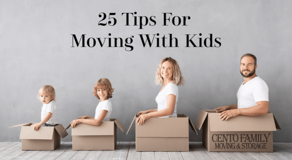25 tips for moving with kids