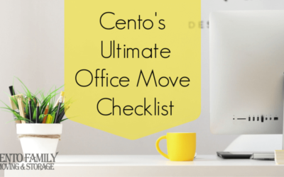 Cento's Ultimate Office Move Checklist