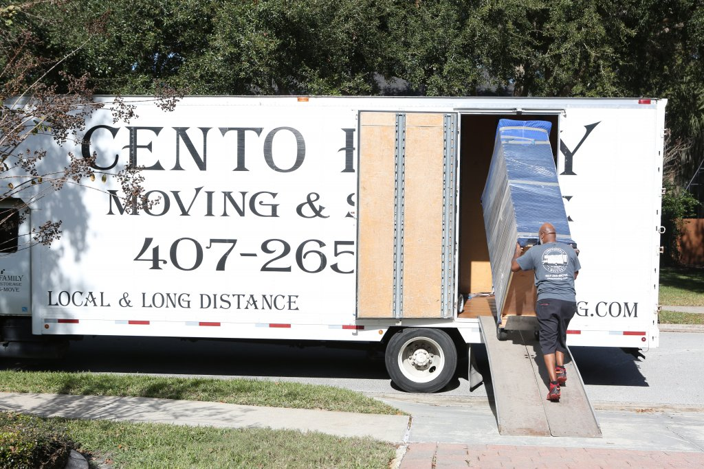 Cento Moving is the packout company you can trust!