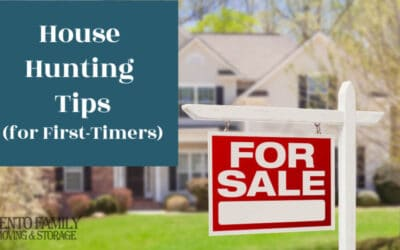 House Hunting Tips (for First-Timers)