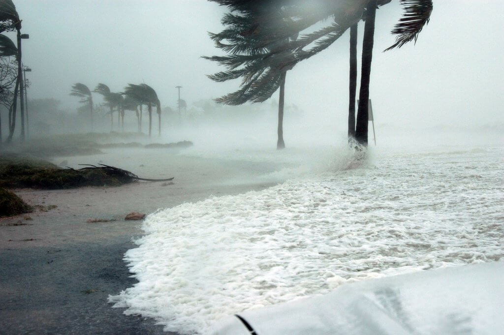 Con to moving to the beach? Hurricanes.