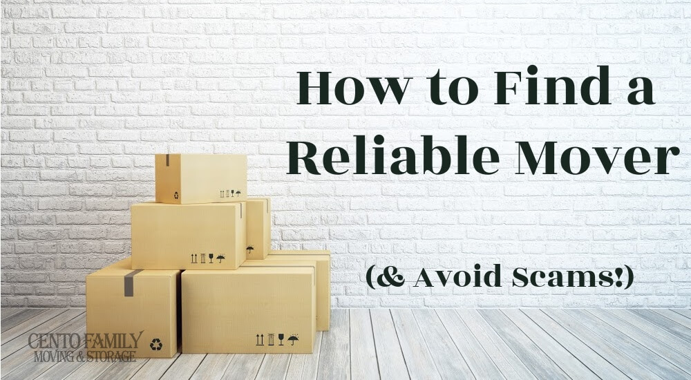 How to Find a Reliable Mover (& Avoid Scams!)