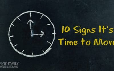 10 Signs It's Time to Move