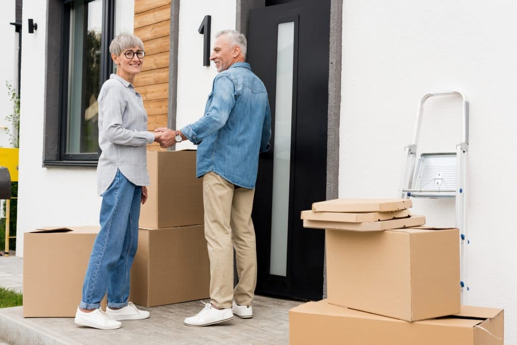Cento's senior moving services make relocation easy.